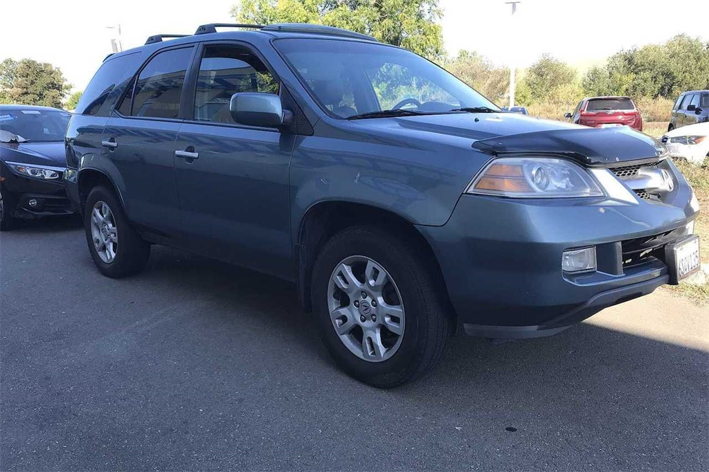 Pre-Owned 2006 Acura MDX Touring
