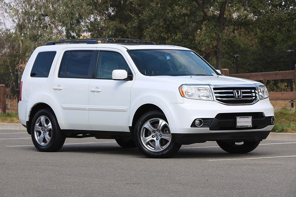 Attractive Pre Owned 2013 Honda Pilot EX L