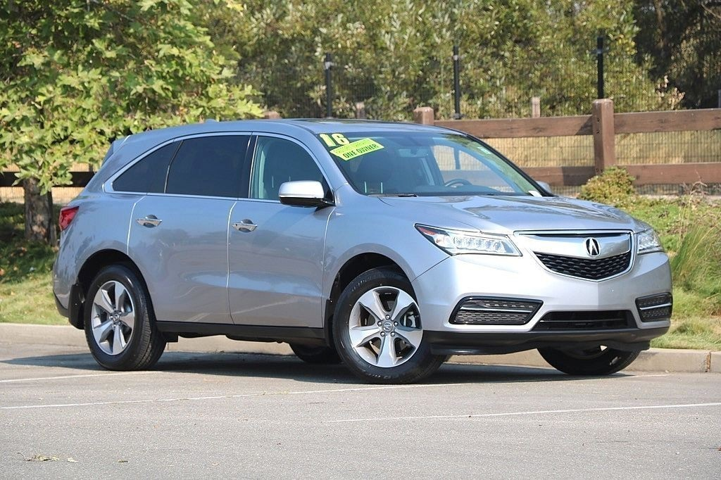 PreOwned Acura MDX L D Sport Utility In Livermore - Acura mdx pre owned