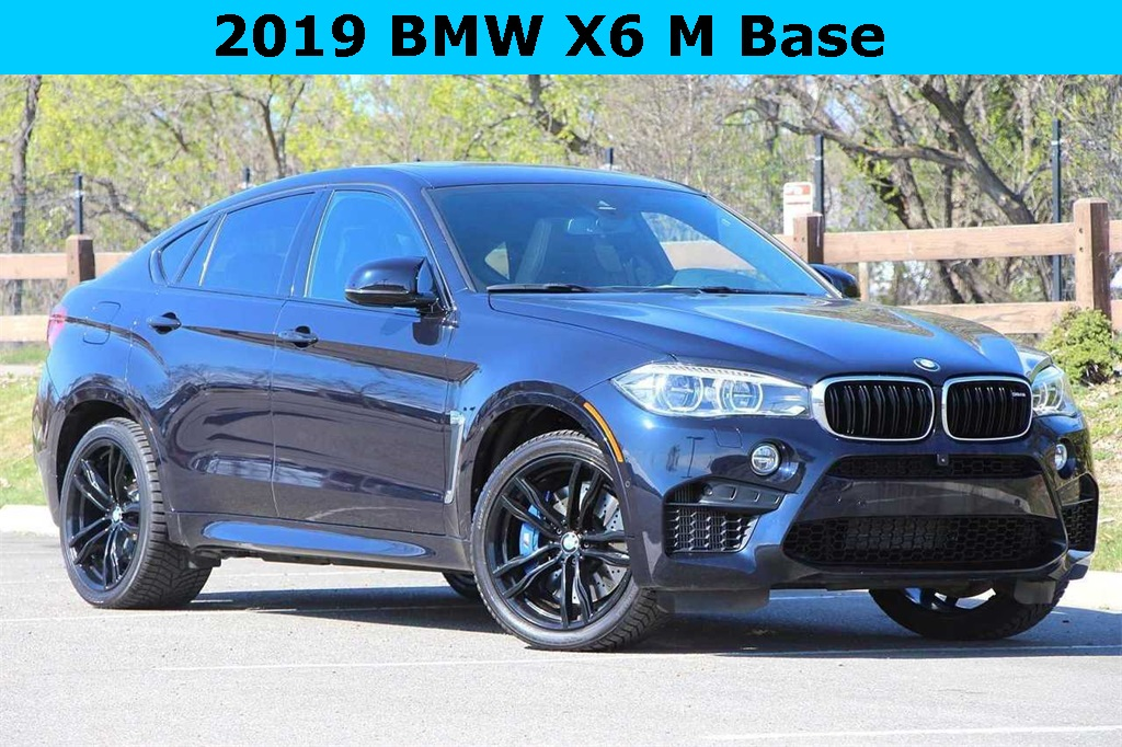 Pre-Owned 2019 BMW X6 M Base