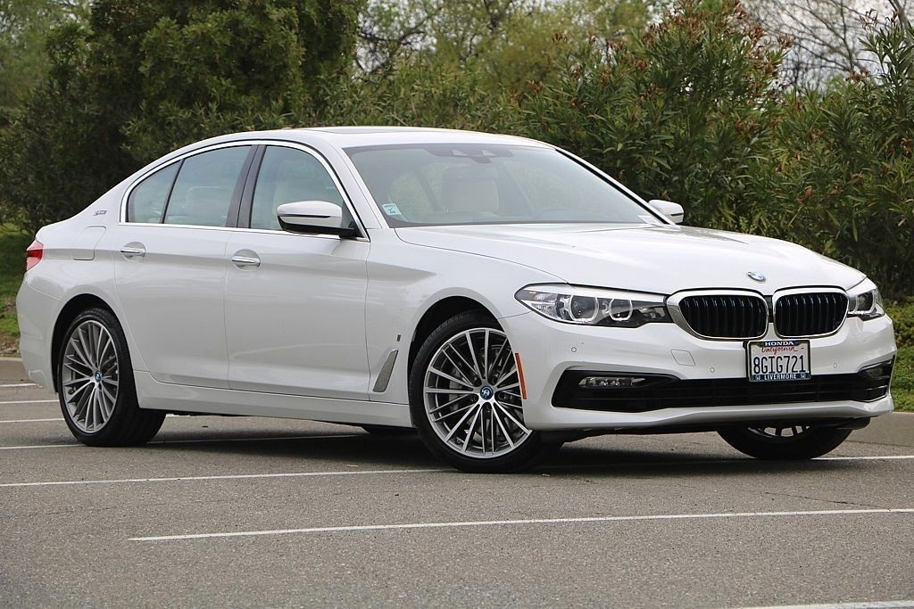 Pre Owned 2018 Bmw 530e Iperformance
