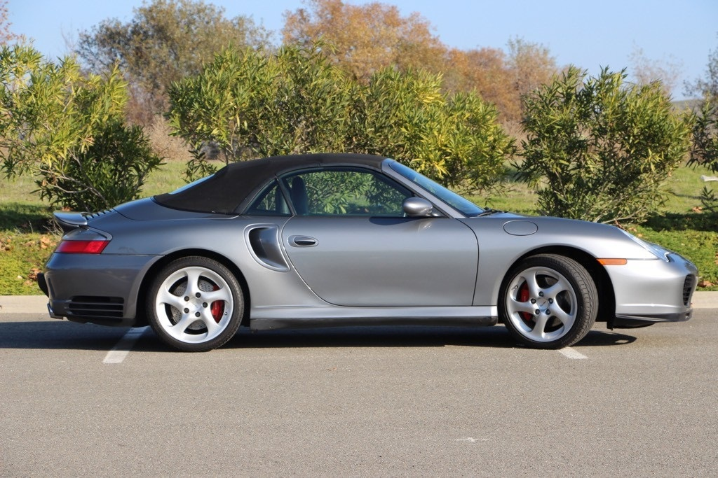 Pre-Owned 2004 Porsche 911 Turbo