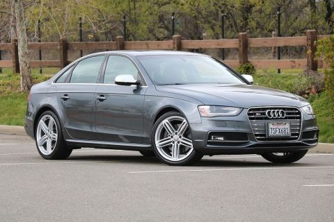 Pre-Owned 2016 Audi S4 3.0T Premium Plus
