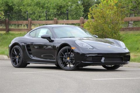 New 2019 Porsche 718 Cayman Base