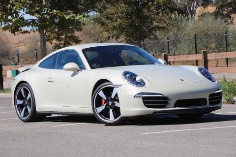 Pre-Owned 2014 Porsche 911 50th Anniversary Edition